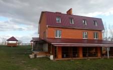 Гостевой дом и открытая терасса