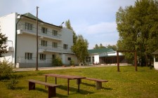 Гостиничный комплекс «Прибайкальская»