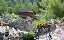 Сад Пионов