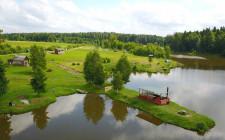 Рыболовная база «Карпов пруд»