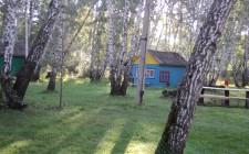 База отдыха «Березка» на озере Сугояк